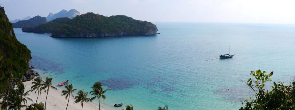 Excursion Privée 1 Jour Angthong